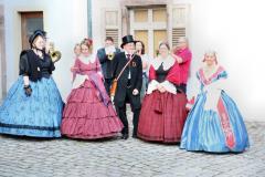 02-Eröffnung Biedermeier Gruppe