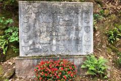 Denkmal am Rumpelstein