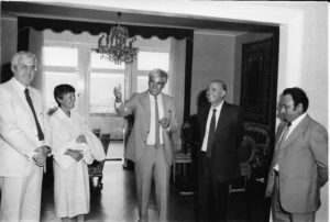 Bürgermeister Rolf Wehrle